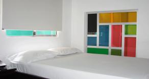 8 Habitaciones Sencillas Hotel Cali